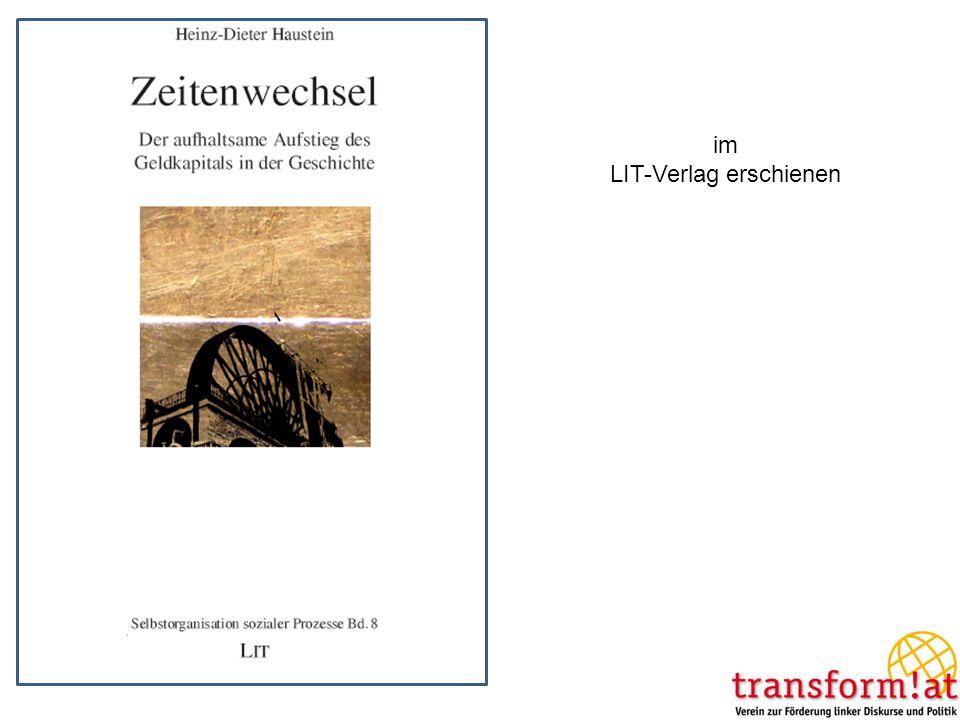 im LIT-Verlag erschienen