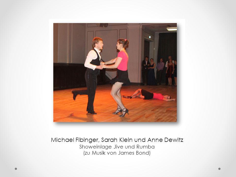 Julia Michelsen & Sebastian Rost Showeinlage Langsamer Walzer und Tango