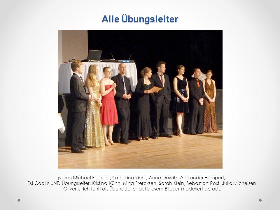 Winterball des Hochschulsports 2014 im Kaisersaal der Stadthalle