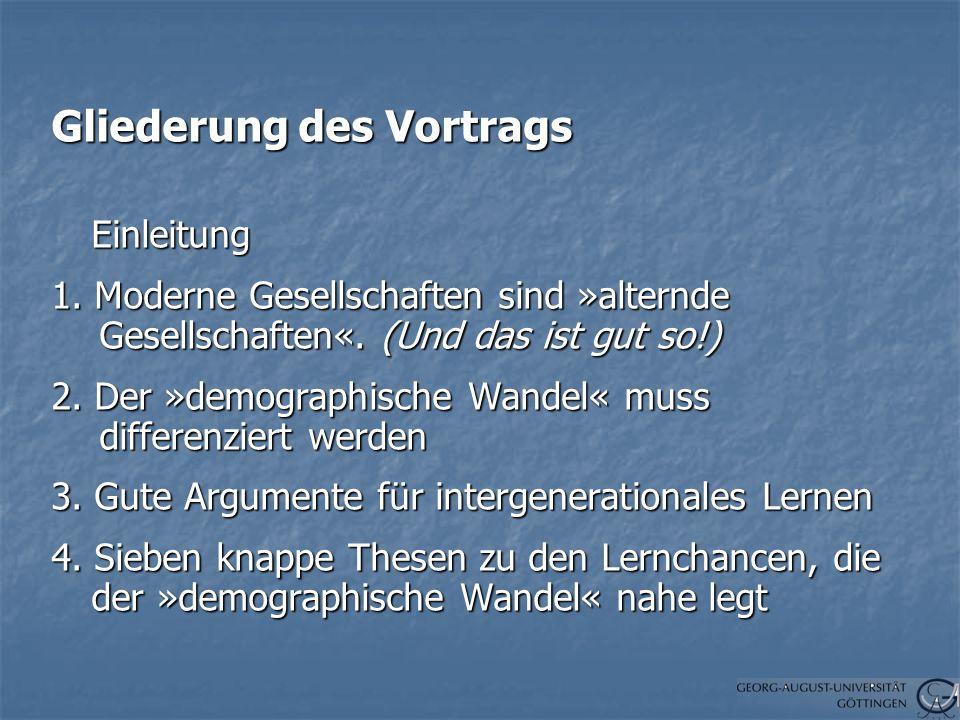 Gliederung des Vortrags Einleitung Einleitung 1.