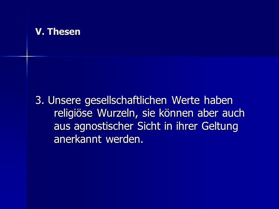 V.Thesen 3.