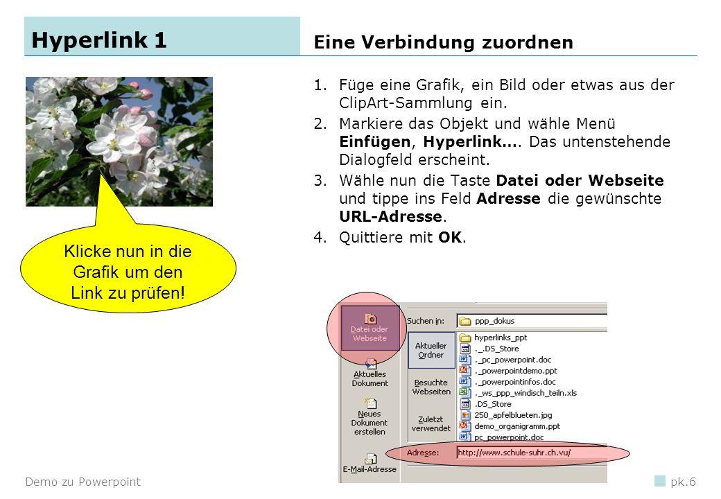 Demo zu Powerpointpk.5 Pusteblume Bildanimation mit Ton... vom Entwurf... über die Entwicklung... zum Vollkommenen Über die benutzerdefinierte Animati