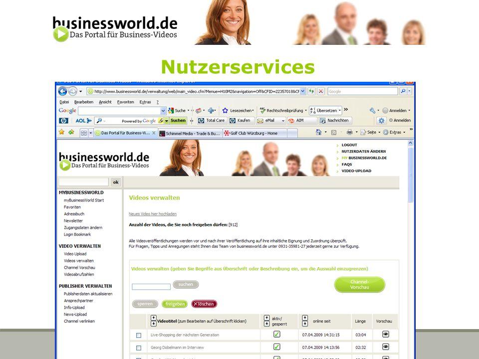 Schimmel Media Verlag, Ingo Schloo Nutzerservices