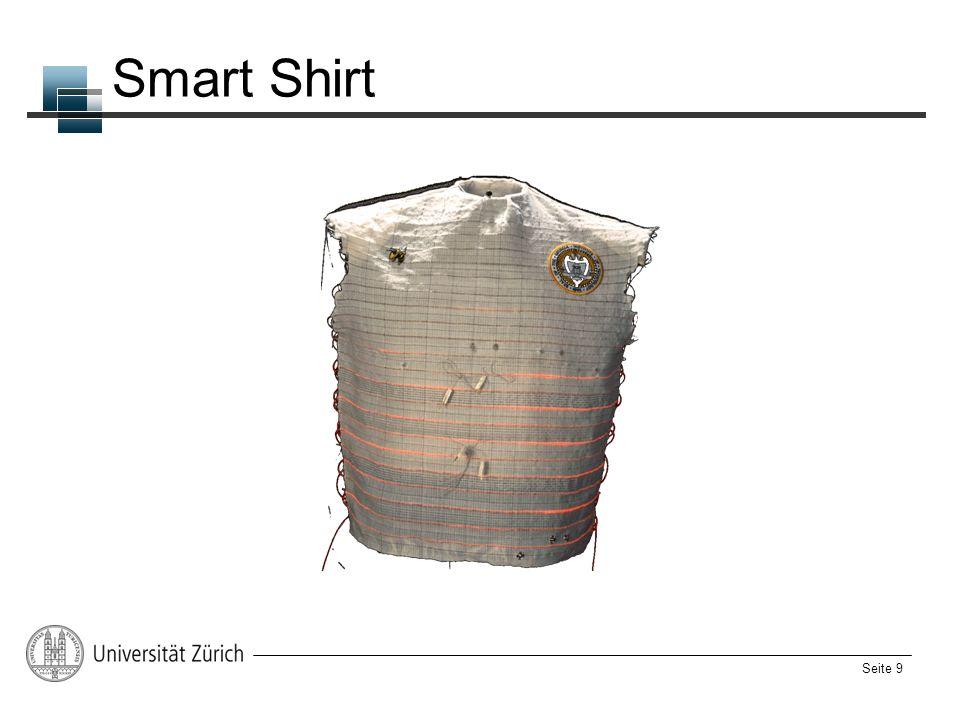 Seite 9 Smart Shirt
