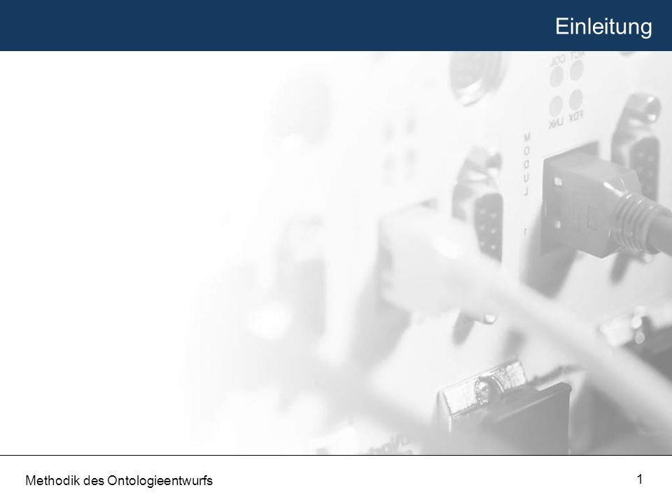 4. Werkzeuge Methodik des Ontologieentwurfs 22 Ontologie-Editoren: OntoBuilder OntoEdit WebODE