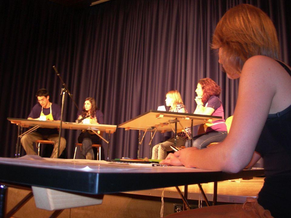 Beurteilung Schnupperdebatte 2 (Gruppen) Anhand der Punkte zu Debatte 1: War es diesmal besser oder Schlechter.