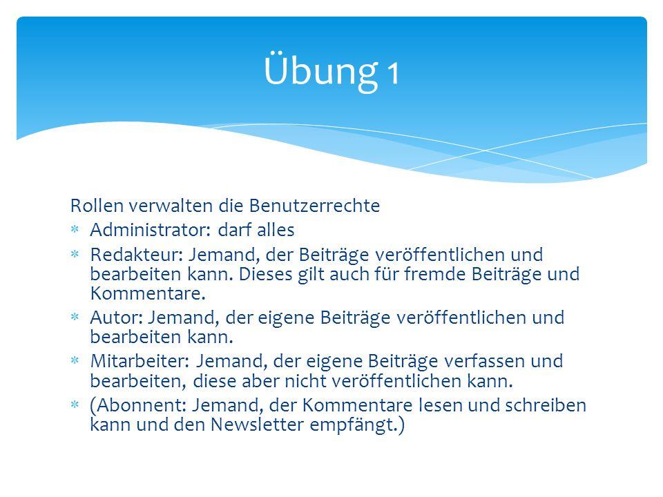 Deutschen Blog = deutschen Schreibweisen Kommentare: Moderieren.