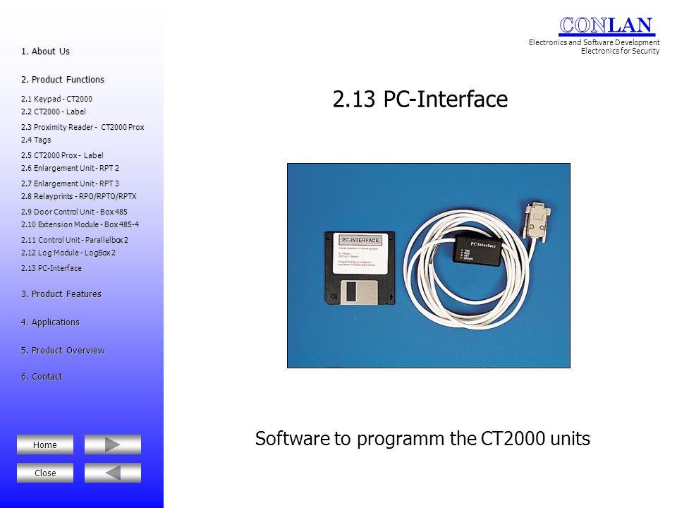 3.Product Features 3.12 Log Module - LogBox 2 3.12 Log Module - LogBox 2 6.Kontakt 6.