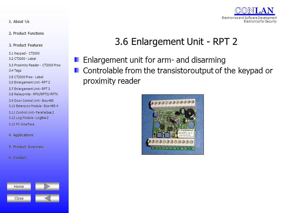 3.12 Log Module - LogBox 2 3.12 Log Module - LogBox 2 6.Kontakt 6.