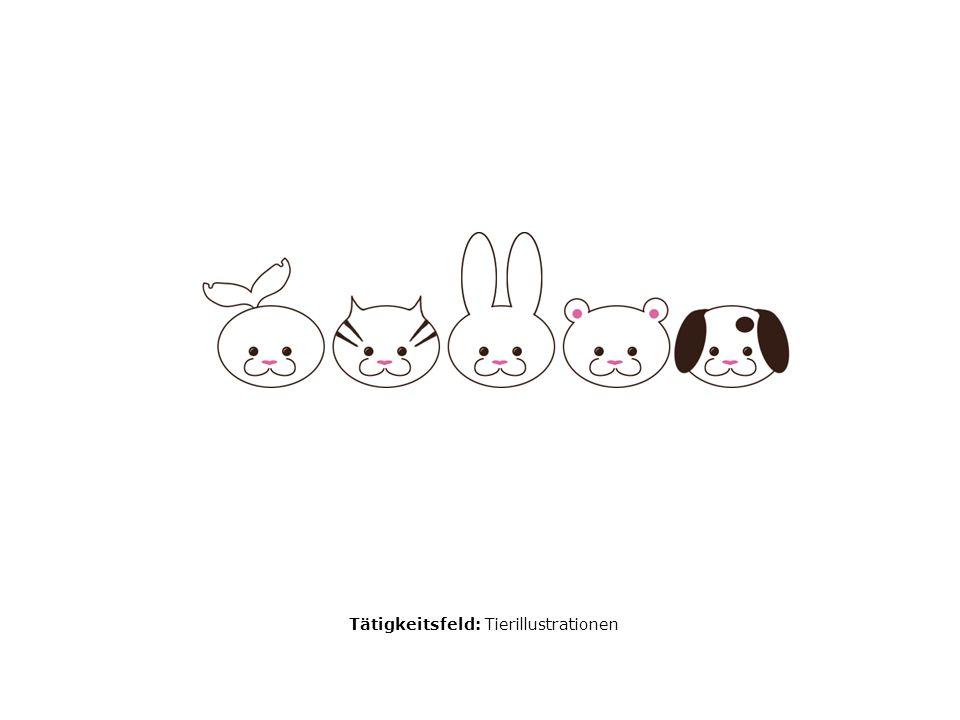 Tätigkeitsfeld: Illustration Katzen