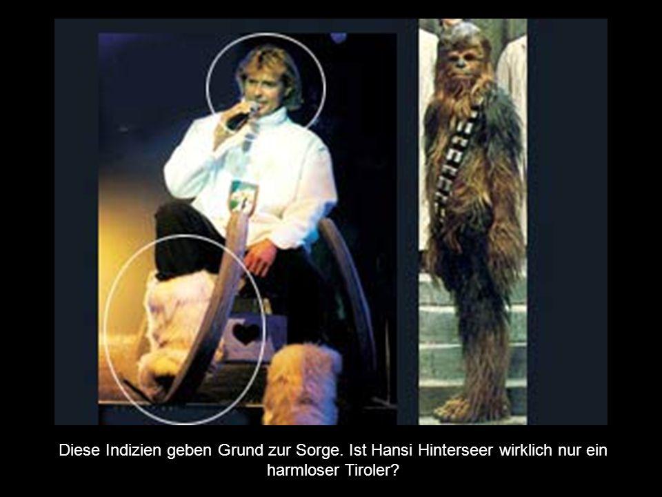 Star Wars-Frisuren sind sowieso total in. Noel Gallagher von Oasis macht auf Luke Skywalker.