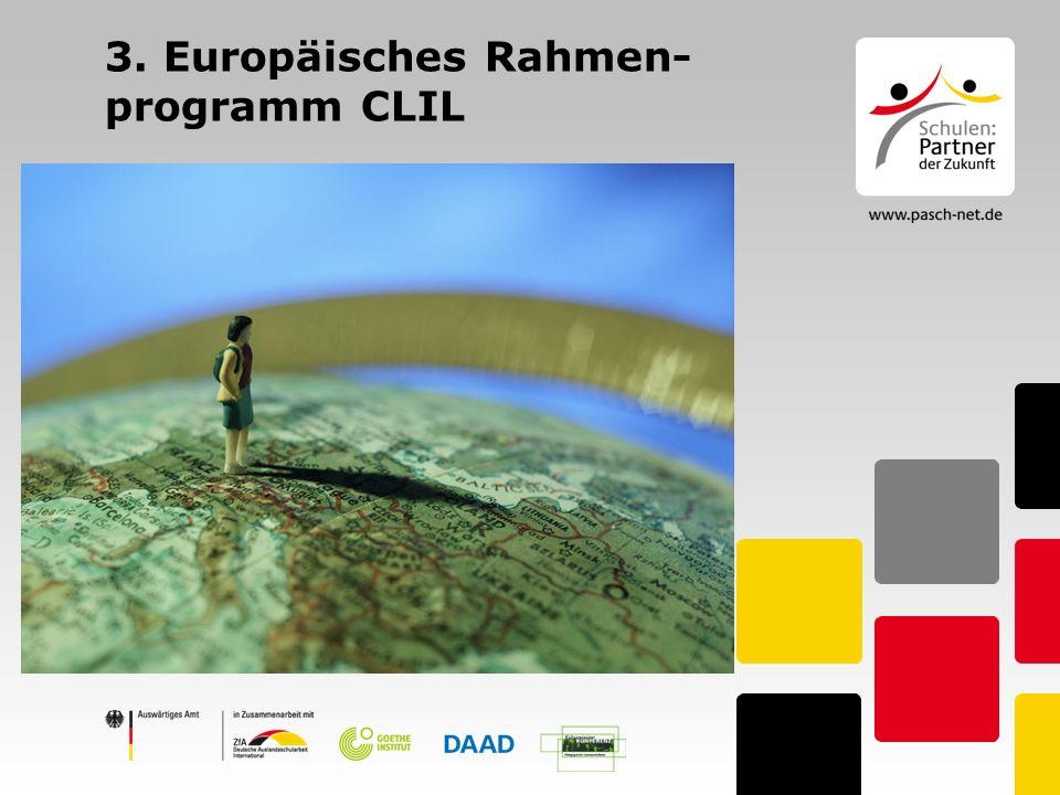 Julian Sudhoff und Stephan Breidbach zum Rahmenprogramm CLIL Titel der Präsentation (anpassen über Ansicht/Kopf- und Fußzeilen)9 www.youtube.com/watch?v=zCOLo0SIs8c