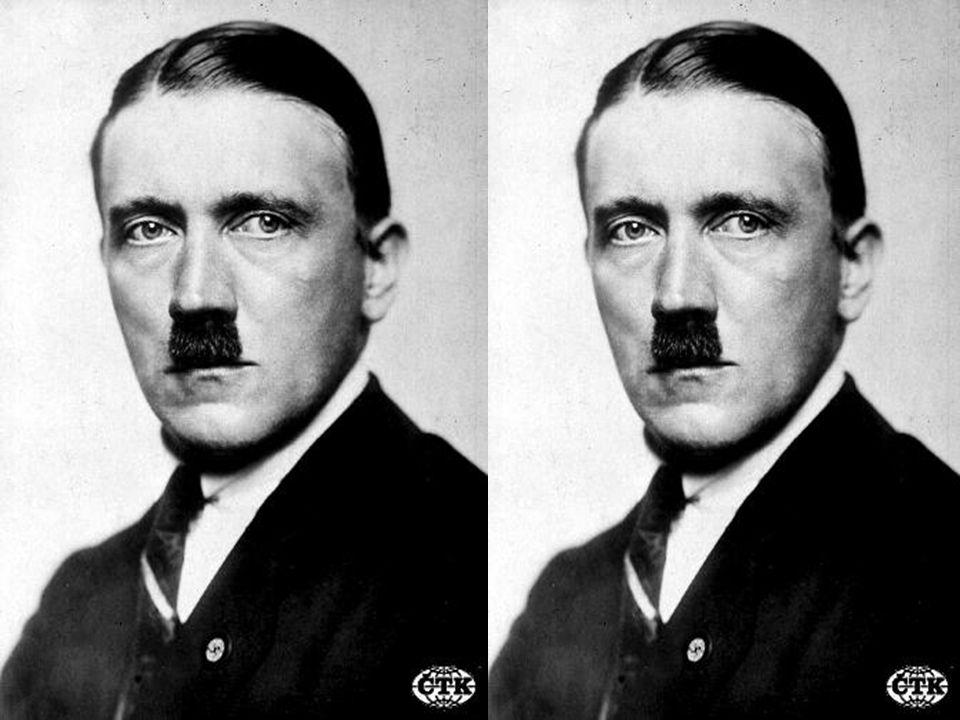 Nach dem Tod Hindelburg wurde Hitler auch Reichspräsident.