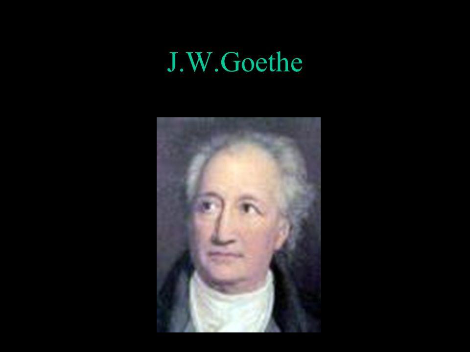 J.W.Goethe - Torquato Tasso 2.Aufzug, I.
