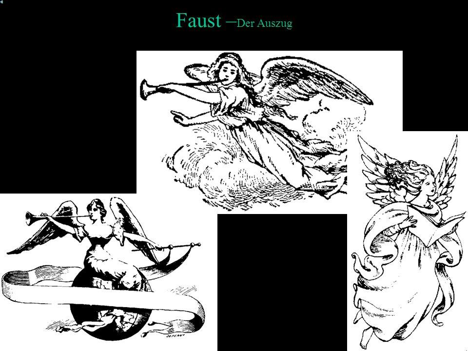 Faust – Der Auszug