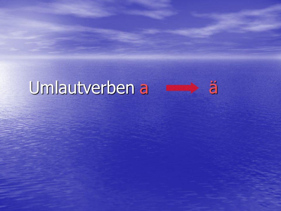 A Tőhangváltós igéknél egyes szám II.és III. személyben megváltozik az igető magánhangzója.