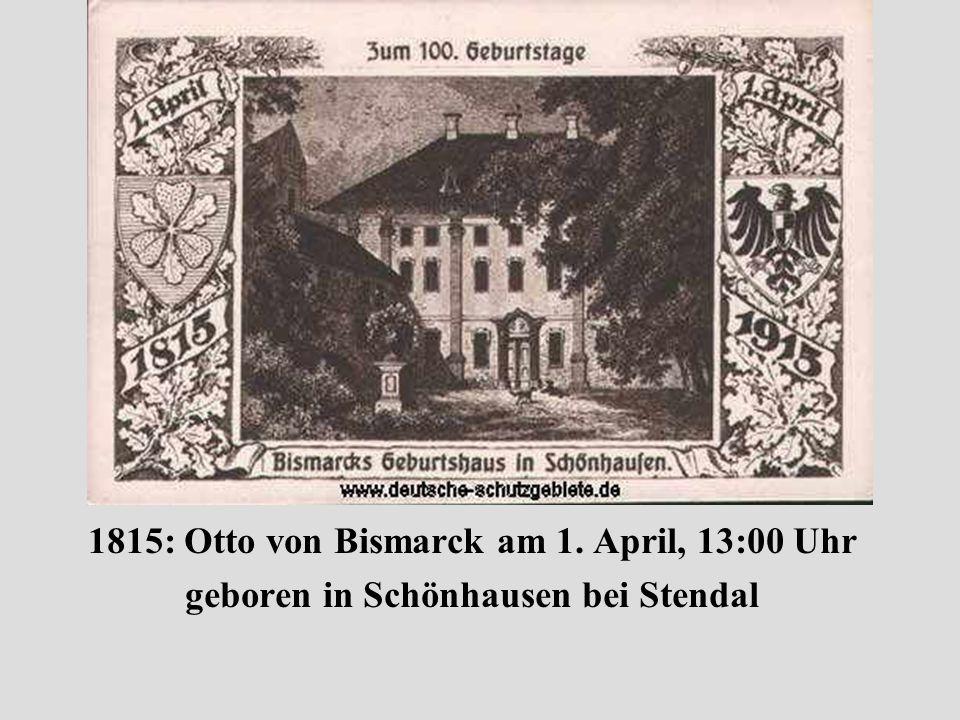 1822: Eintritt in das Plamannsche Institut in Berlin.