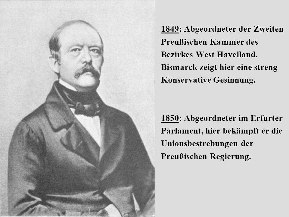 1849: Abgeordneter der Zweiten Preußischen Kammer des Bezirkes West Havelland.