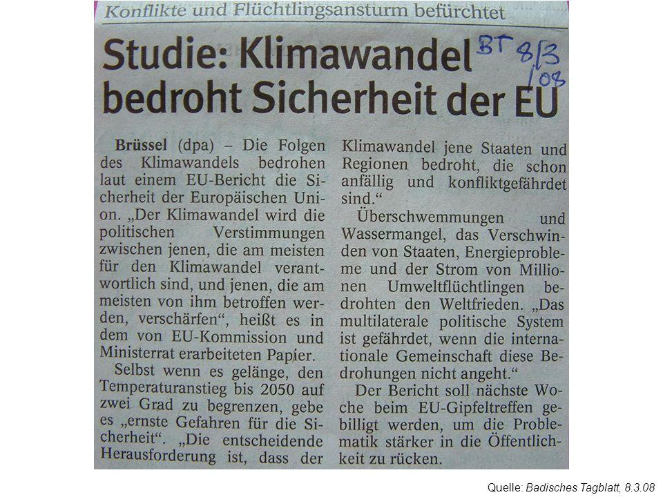 Quelle: Badisches Tagblatt, 8.3.08