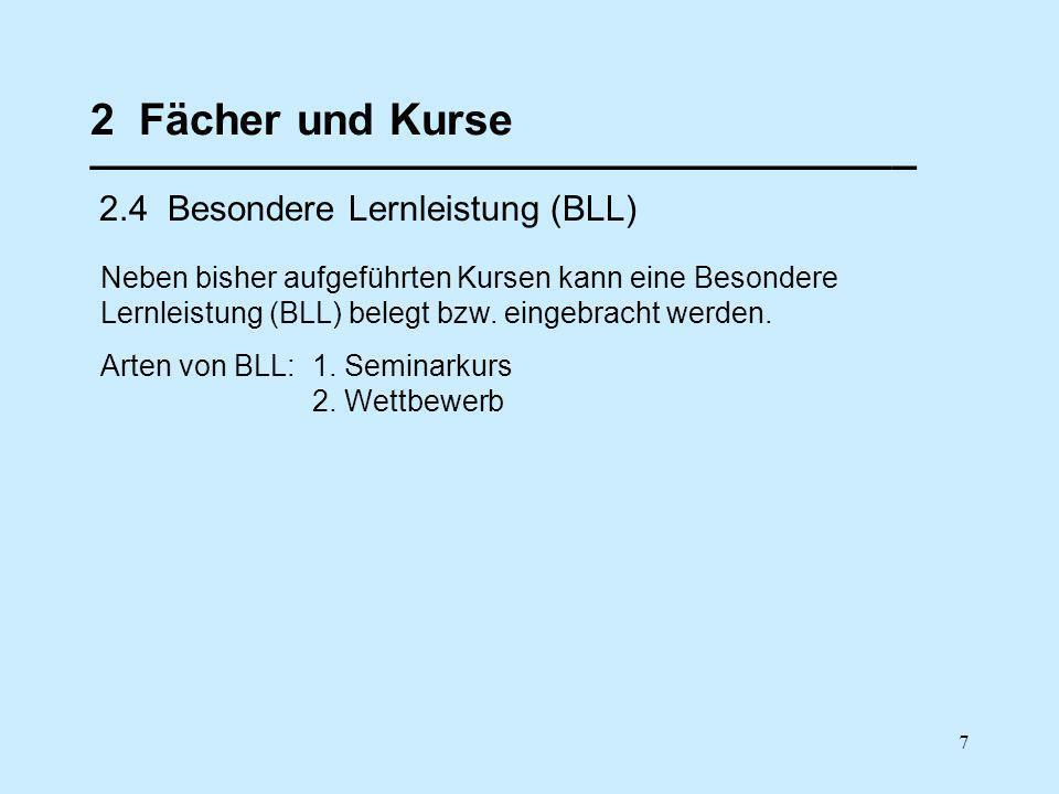18 4 Abiturprüfung __________________________________ 4.2.1 Mündliches Prüfungsfach G, Geo, Gk, W, Rel FS, BK, Mus, Sp, Bio, Ch, Phy beliebiges Fach* oder BLL G, Geo, Gk, W, Rel, Eth oder BLL aus AF II schriftliche Prüfungsfächer mündliches Prüfungsfach D M FS 4.