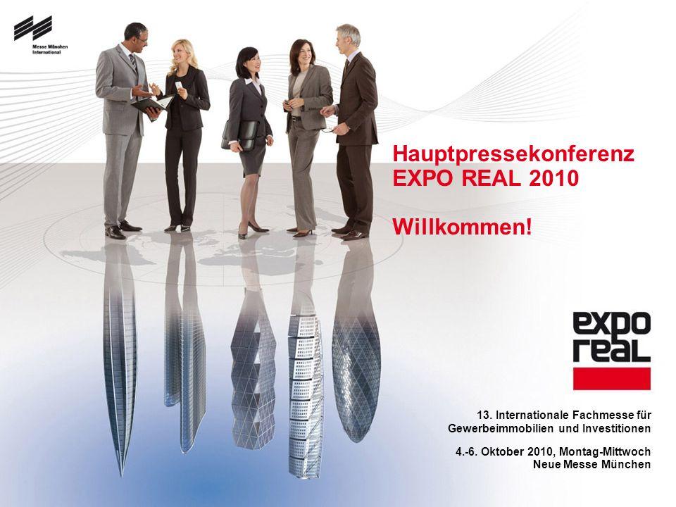 13.Internationale Fachmesse für Gewerbeimmobilien und Investitionen 4.-6.