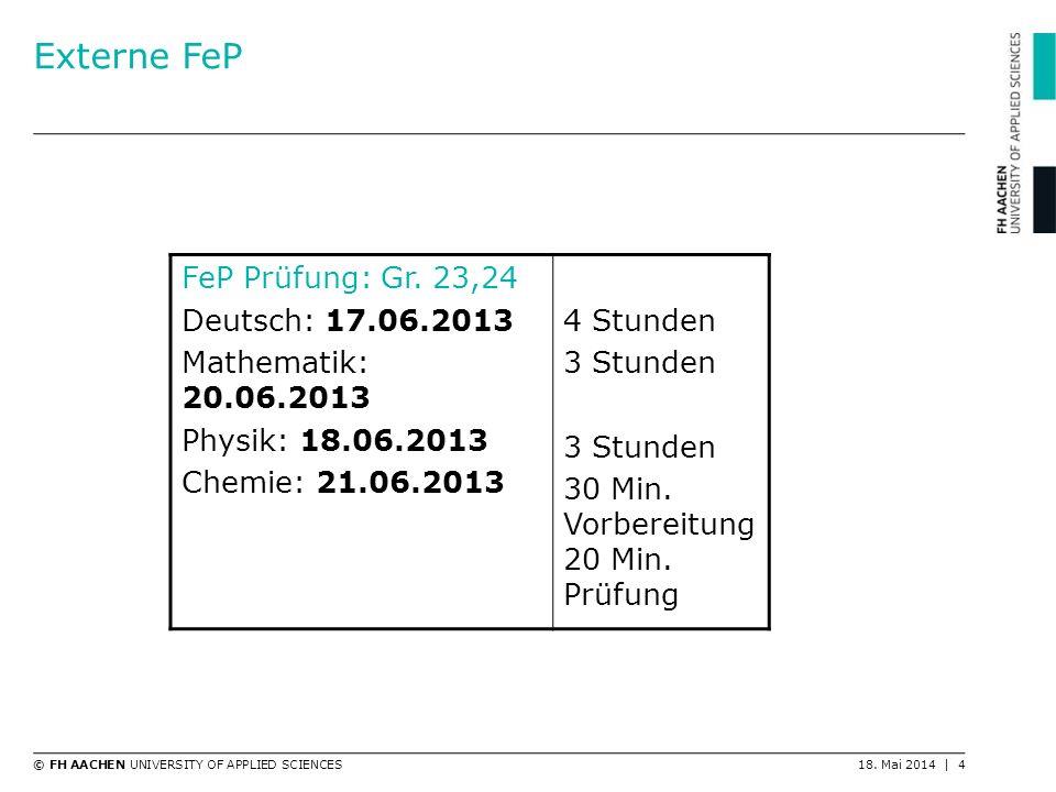 FH Aachen Freshman Institute Sara Khaffaf, M.A.Pater-Briers-Weg 85 52511 Geilenkirchen T +49.