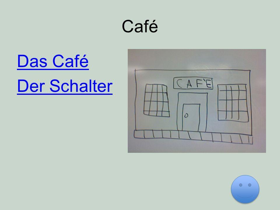 Café Das Café Der Schalter