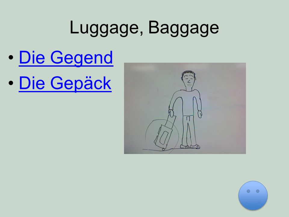 Luggage, Baggage Die Gegend Die Gepäck