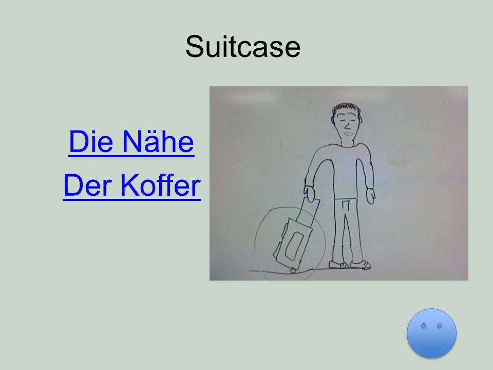 Suitcase Die Nähe Der Koffer