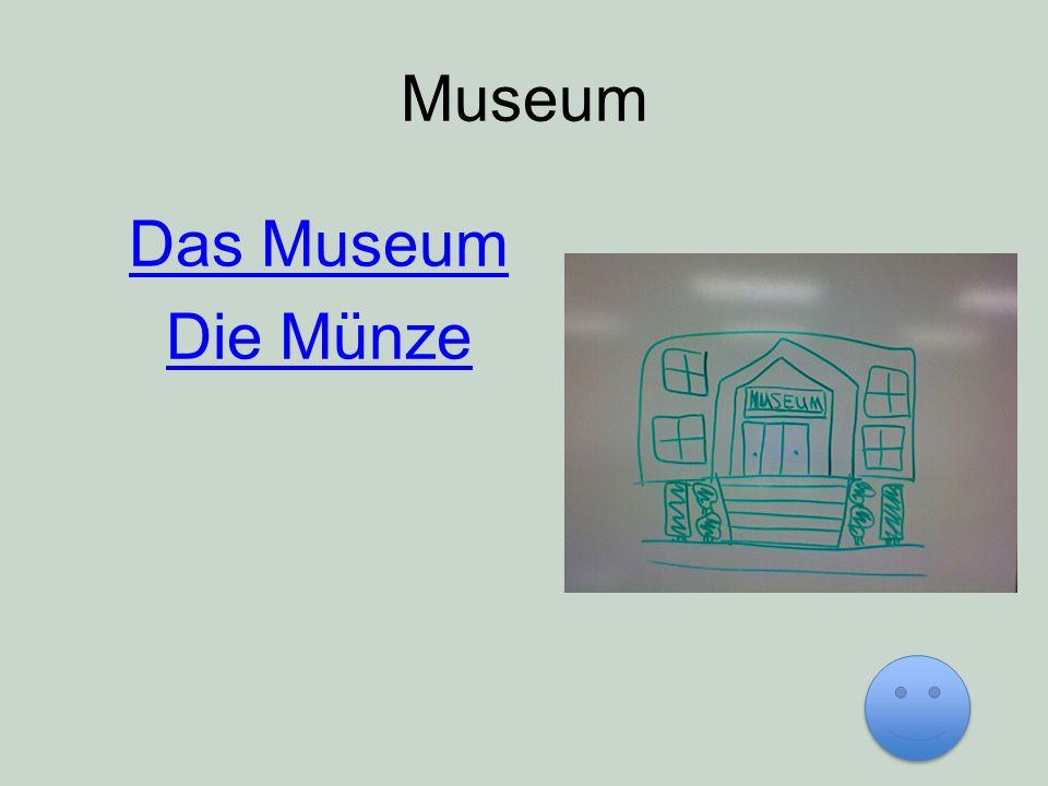 Museum Das Museum Die Münze