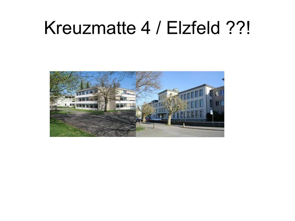 Kreuzmatte 4 / Elzfeld ??!