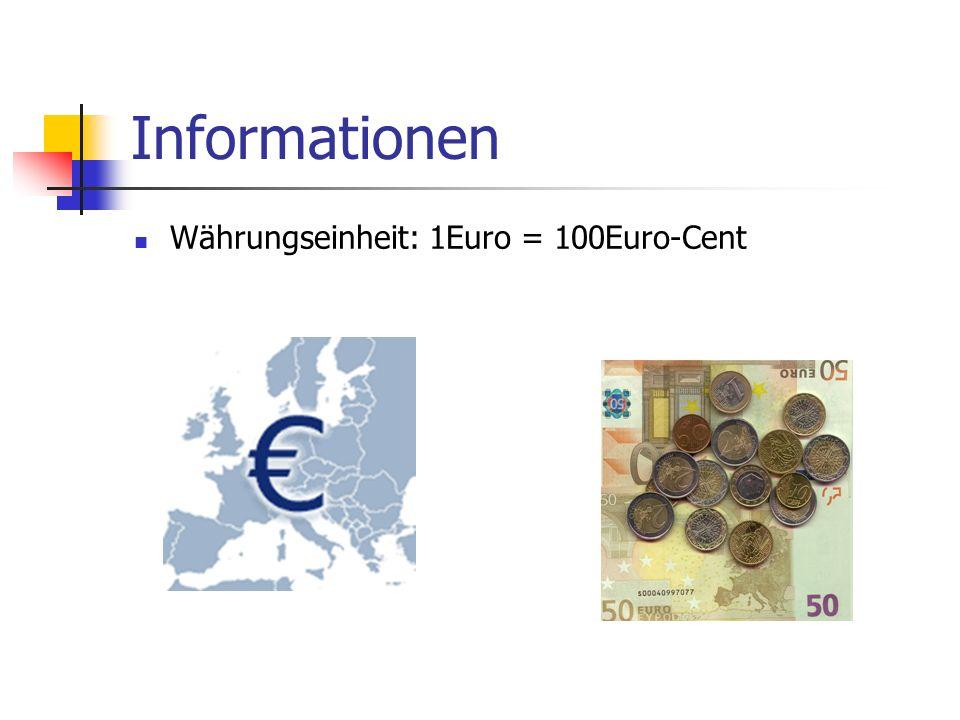 Informationen Oberfläche beträgt 356854 km 2 Amtssprache: Deutsch Landbevölkerung: 81 Mio.
