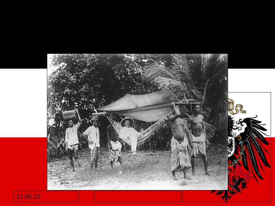 Was ist eine Kolonialmacht? Eine Kolonie ist ein Land oder ein Gebiet, das von einem meist weit entfernten, wirtschaftlich viel höher entwickelten Sta