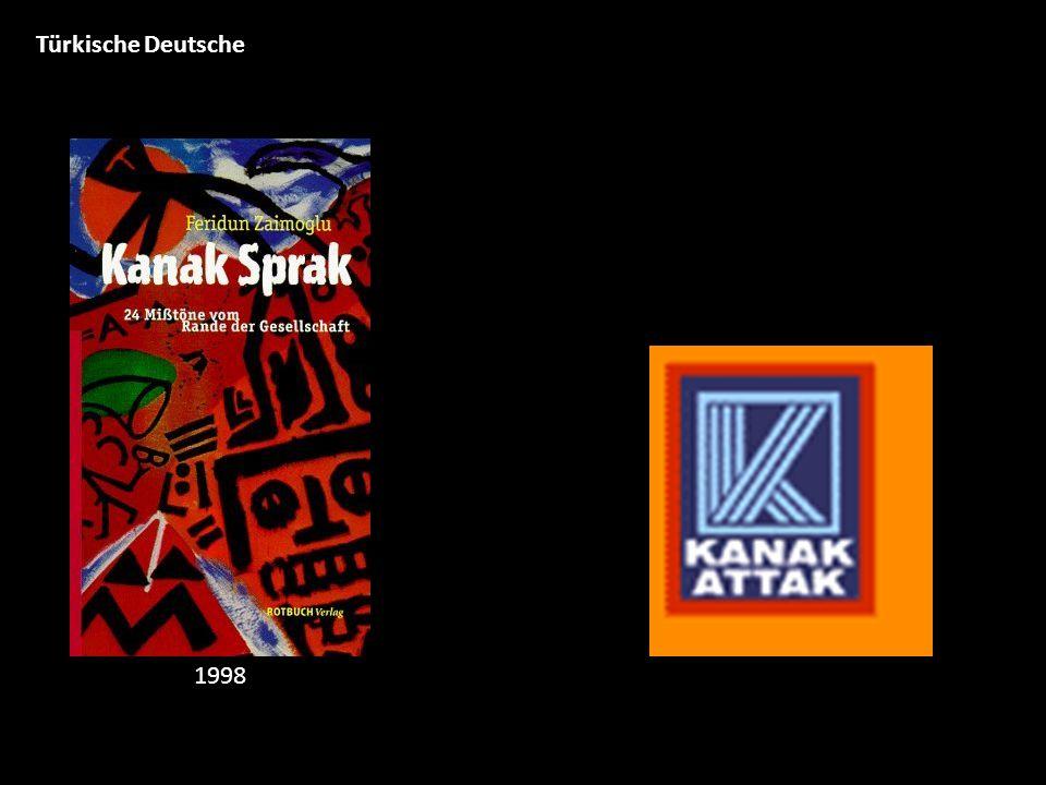 Türkische Deutsche 1998