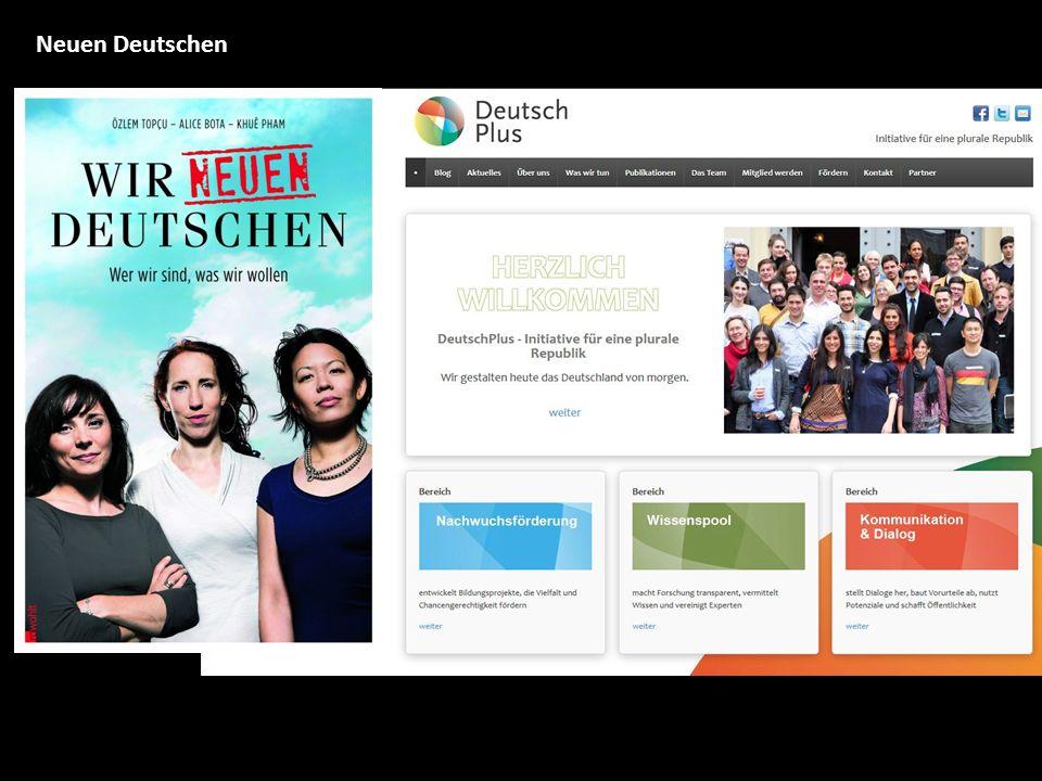 Neuen Deutschen