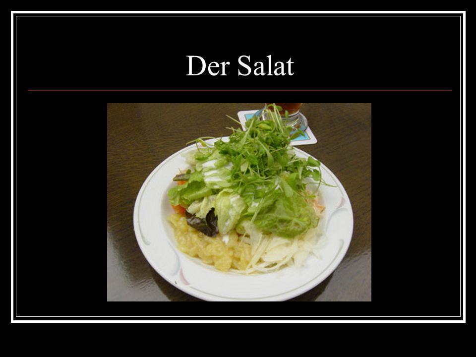 Der Krautsalat