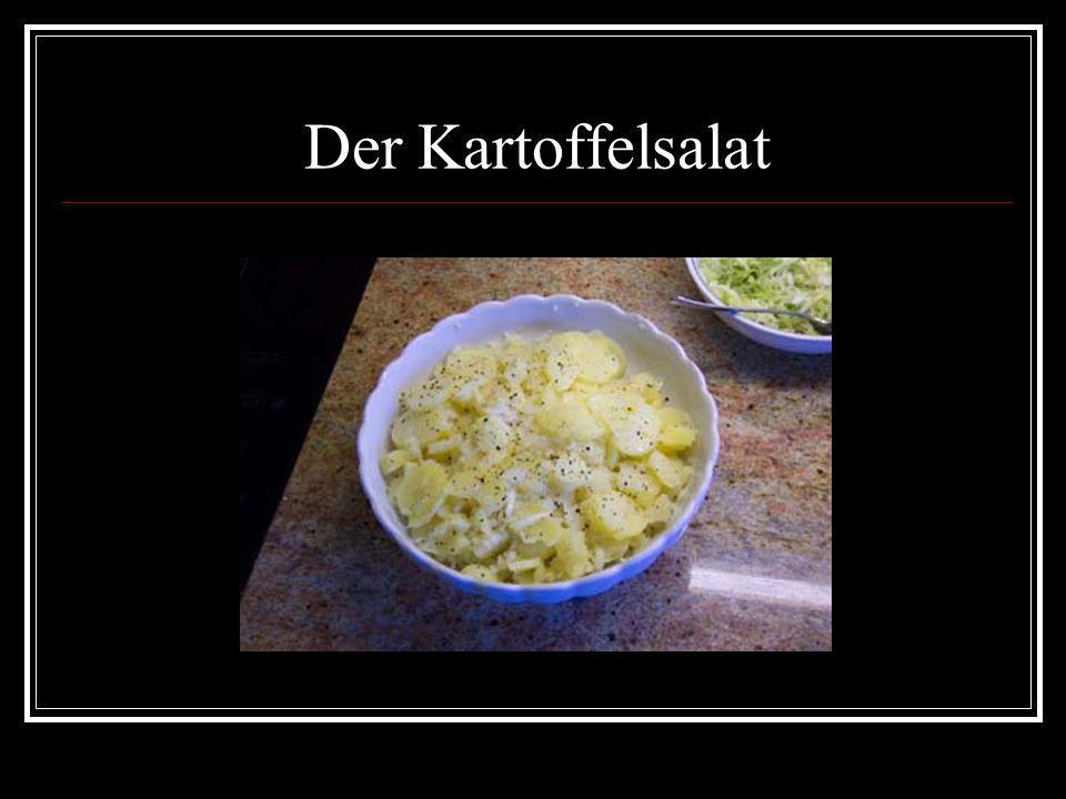 Die Kartoffelsuppe