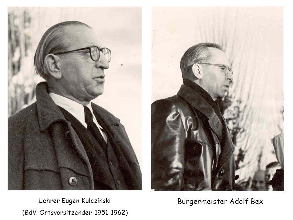 Lehrer Eugen Kulczinki