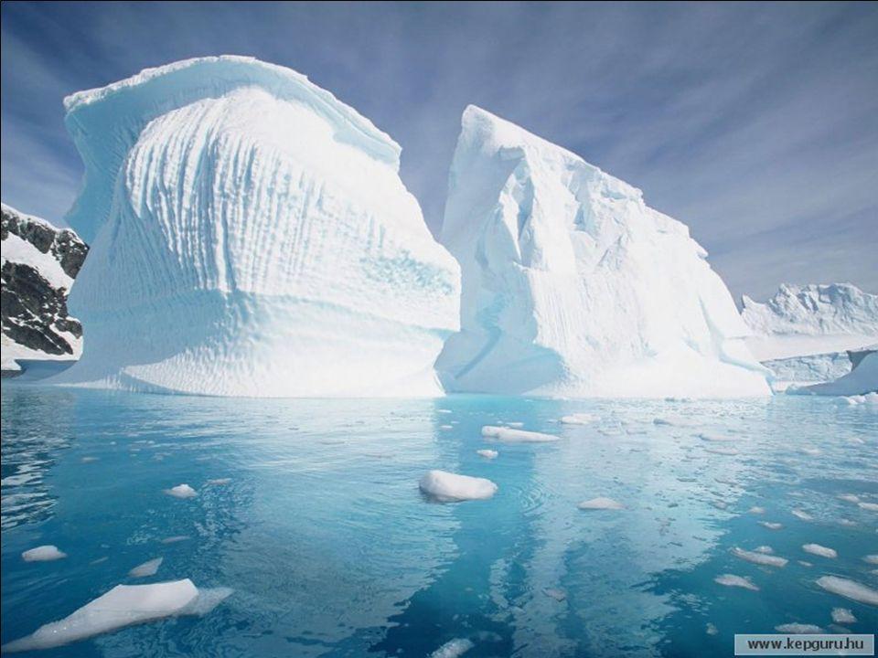 Die Antarktis spielt die Rolle des größten Gefrierschrank unsere Erde und reguliert die Strömungen der Ozeane und das gesamte Weltklima. Die signifika