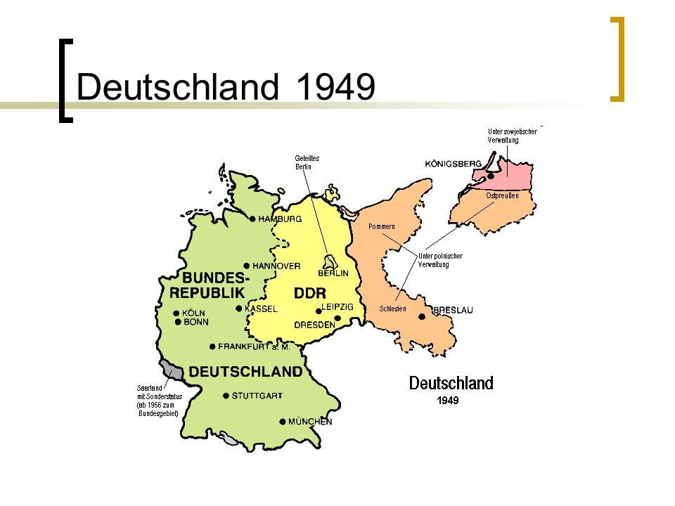 Deutschland 1949