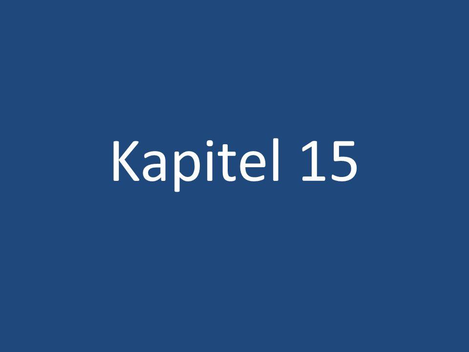 Kapitel 15