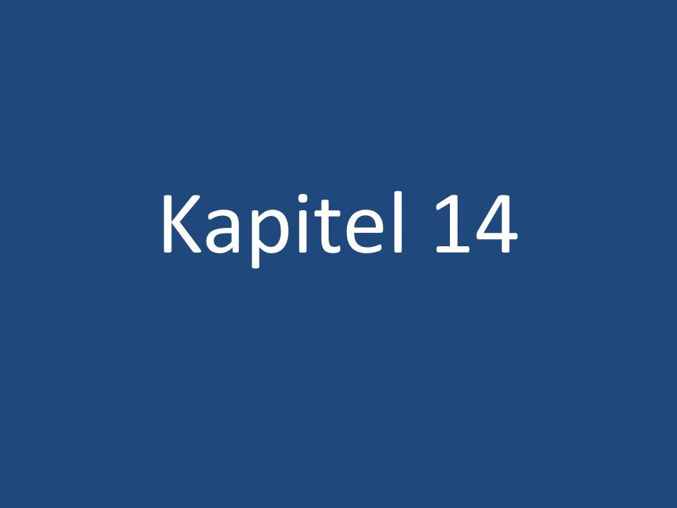 Kapitel 14