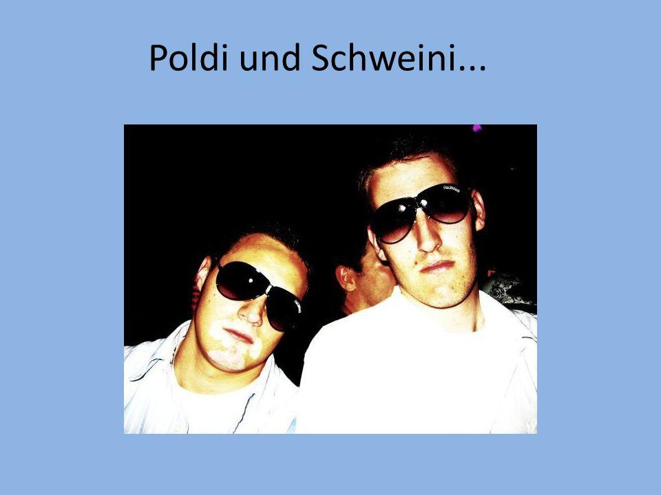 Poldi und Schweini...