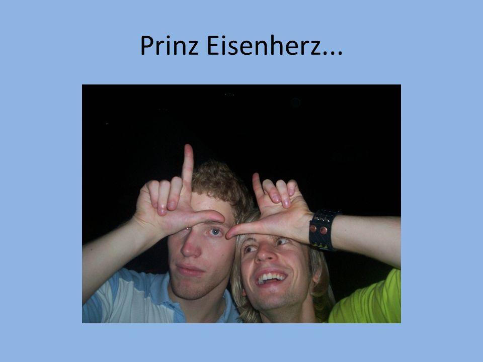 Prinz Eisenherz...