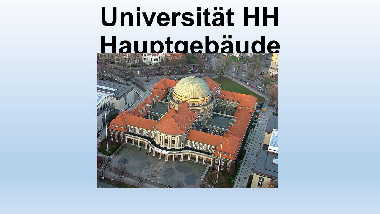 Universität HH Hauptgebäude