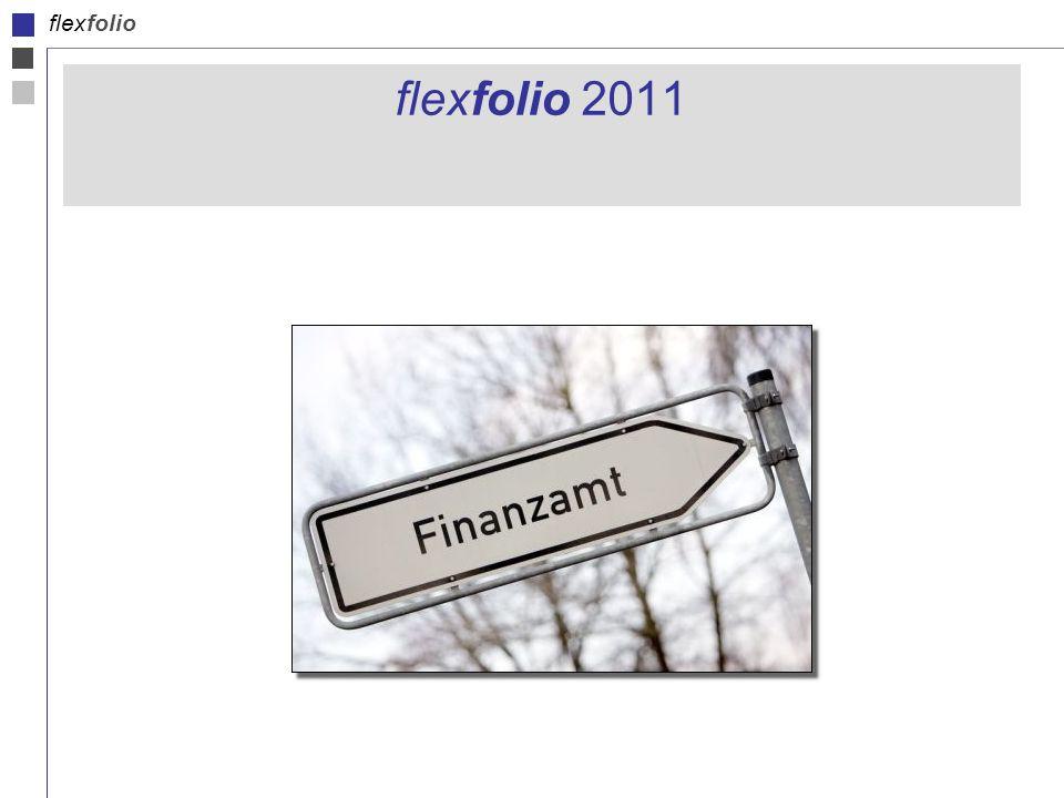 flexfolio flexfolio 2011