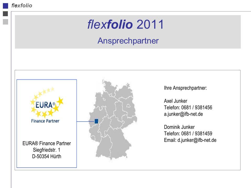 flexfolio flexfolio 2011 Ansprechpartner