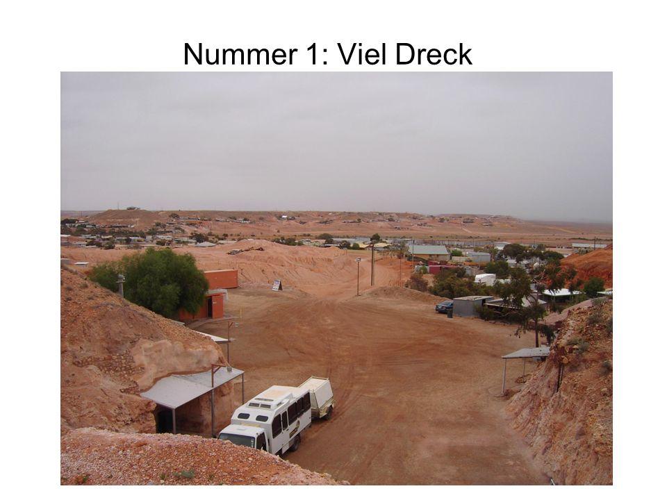 Nummer 2: Viele Minen