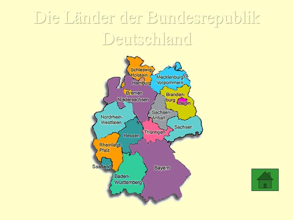 Legitimation der Bundesratsmitglieder Die Wähler eines Bundeslandes wählen den Landtag, dieser die Landesregierung.