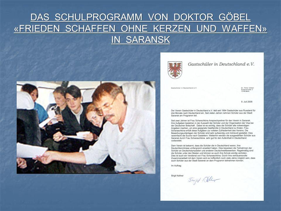 «SPONGEBOB» AUF DEUTSCH» Natascha Woroshejkina – Mittelschule 37 Brandenburg – Pritzwalk